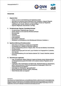 2014 07 PM_QVH_DDL_Mindestinhalte_Checkliste_PG11